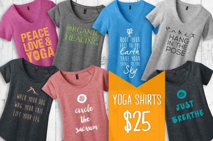 YogaShirts